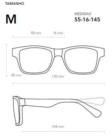 Óculos De Sol Ray Ban Rb 4165 852 88 55 Justin - Original - R  432 ... 9eedd10234