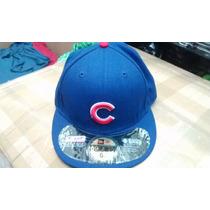 Gorra Chicago Cubs Varias Tallas New Era Cachorros