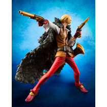 1/8 Portrait Of Pirates Edition-z Sanji One Piece Original