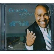 Cd Gerson Rufino - Enquanto Falam De Mim (original)