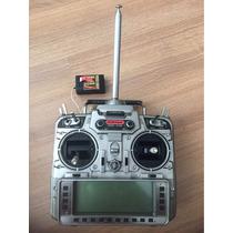 Radio Futaba 9z Wc Pcm C/ Rx Helimodelo/aeromodelo