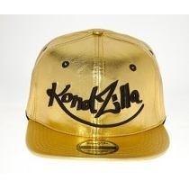 Boné Kondzilla Dourado Original