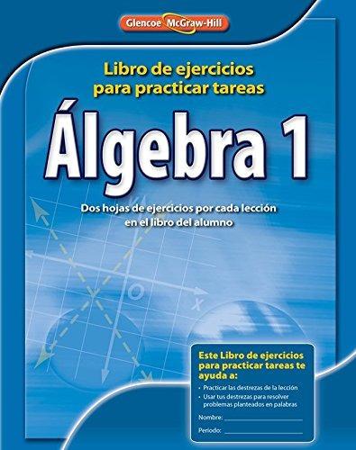 Libro Algebra 1: Libro De Ejercicios Para Practicar Tareas ...