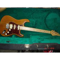 Guitarra Fender Japan 1996 Com Braço De Luthier