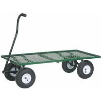 Carretilla Remolque 453 Kg Plataforma Carreta Vagon Jardin
