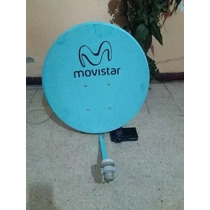 Antena Movistar Con Lnb Optimizado