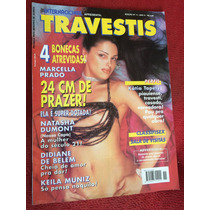 Revista Internacional Travestis Natacha D Marcella Prado