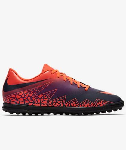 be643df99e Chuteira Nike Hypervenom Phade Ii Tf 749891-845 - R  179