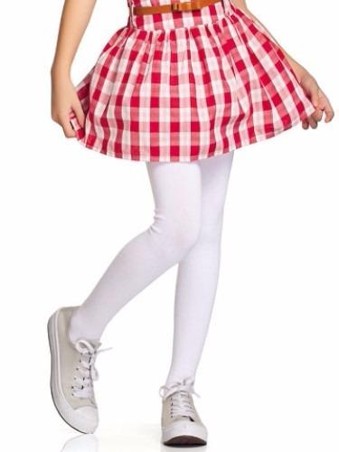 9e92cc1c4 Meia-calça Algodão Infantil - Branca Tf 6835 - R  25