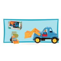Camion De Carga Frontal /grua