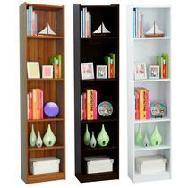 Mueble Biblioteca 5 Estantes Repisa Organizador Mini