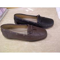 Calzado Dama Zapatos Mocasin Marca Full Time