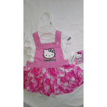 Conjunto Kitty Para Bebita. Hello Kitty
