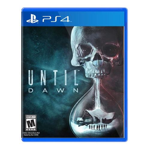 Juego Until Dawn Ps4 Fisico Original Nuevo Terror Gtia 1 099
