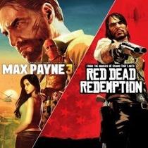 Red Dead Redemption E Max Payne 3 - Codigo Psn Ps3
