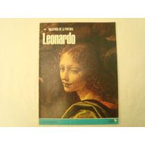 Revista Maestros De La Pintura Leonardo - Changoosx