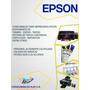 Reparación Y Consumibles De Impresoras Epson