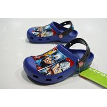 Crocs Marvel Avengers Niño Juvenil Original