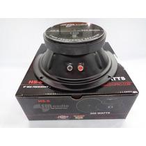 Medio Sm Audio 8 Pulgadas 300w Hs-8 Sellado Nuevo