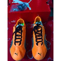 Zapato Pista Tartan Puma Complete Tfx Harambee 3 Pro Unisex