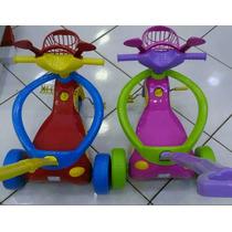 Triciclo Velotrol Infantil-feminino E Masculino