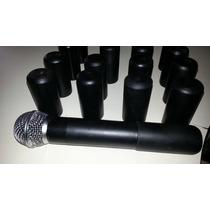 Copinho/copo/tampa Bateria Microfone Shure Pg Pgx Slx