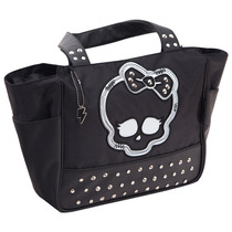 Bolsa Escolar Infantil Monster High 15t02 71041preta