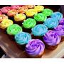 Cupcakes Para Ese Dia Especial- Hechos Con Cariño