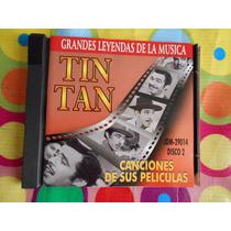 Tin Tan Cd Canciones De Sus Peliculas.2002. Disco 2