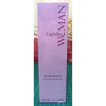 Perfume Lapidus Woman Dama 100 % Original Traido De Usa