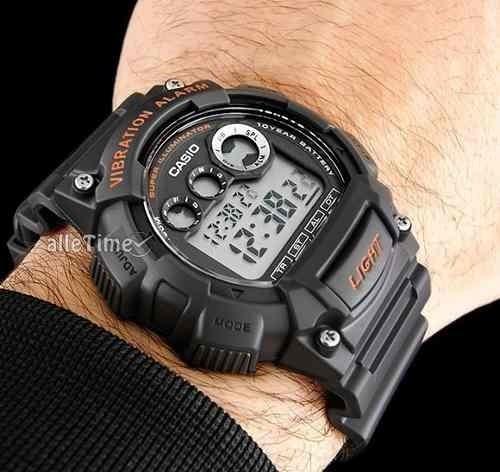 1a98e5f837d9 Reloj Casio Digital Alarma Crono Luz Wr100m Garantía Oficial -   4.099