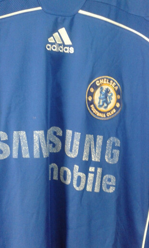 Camiseta Chelsea Drogba - R  100 ae67d4a709564