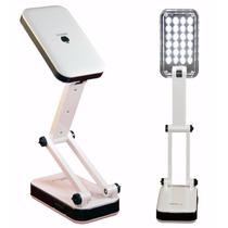 Luminária Led De Mesa Com Bateria Recarregável Articulável