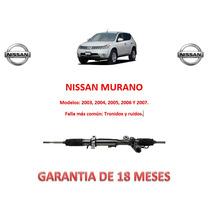 Caja Cremallera Dirección Hidráulica Nissan Murano 2005