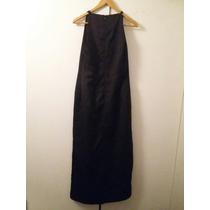 Vendo-arriendo Lindo Vestido Largo De Fiesta Negro Talla M