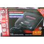 Sega Mega Drive 2 Con 5 Juegos - Envios A Todo El Pais!!!!