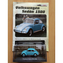 Grandes Autos Memorables Vw Vocho Volkswagen Sedán (1968)