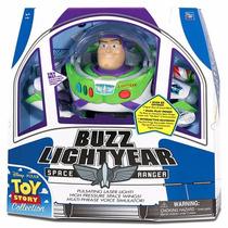 Buzz Lightyear Space Ranger 55 Frases -original
