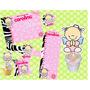 Kit Imprimible Baby Shower Bautizo Comunion Bebe
