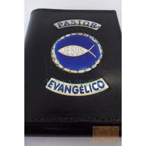 Porta Cédulas Cheques Nota Documentos Pastor Evangélico C13p
