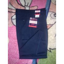 Pantalon Colegial Azul Oscuros Nuevo De Remate