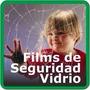 Films De Seguridad Vidrios 100micrones Ventana 1mt X 1,52m