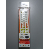 Control De Tv Utech Model No: Ulcd-4010