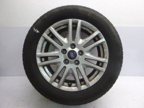 komplettrad ford c-max ii 1,6 ecoboost jqda 215/55 r16 e7jx