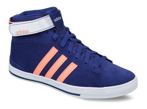 zapatillas botitas adidas azules