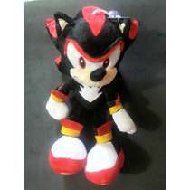 Peluche Sonic Shadow 24 Cm