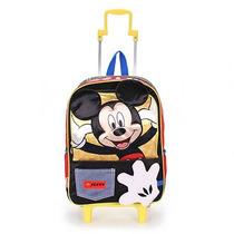 Mochilete Infantil Mickey - Vermelho
