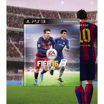 Ea Sports Fifa 16 Ps3 Código Psn Em Pt-br Envio Imediato