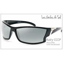Anteojos Las Gafas De Sol Rusty Cccp Polarizado