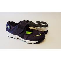 Nike Rift De Mujer Pezuña Dedo Partido Violeta Medias Caja